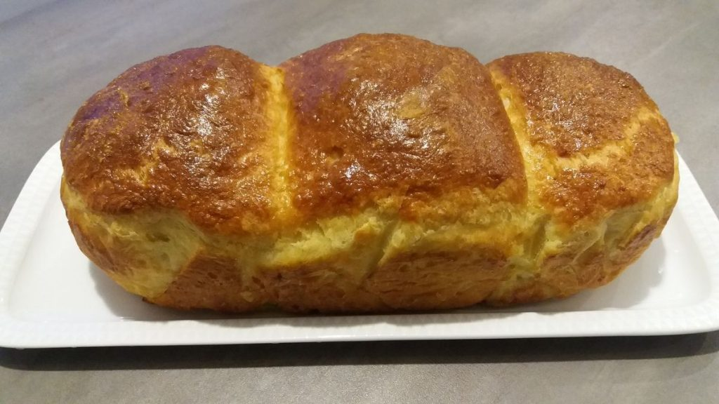 Brioche traditionnelle maison