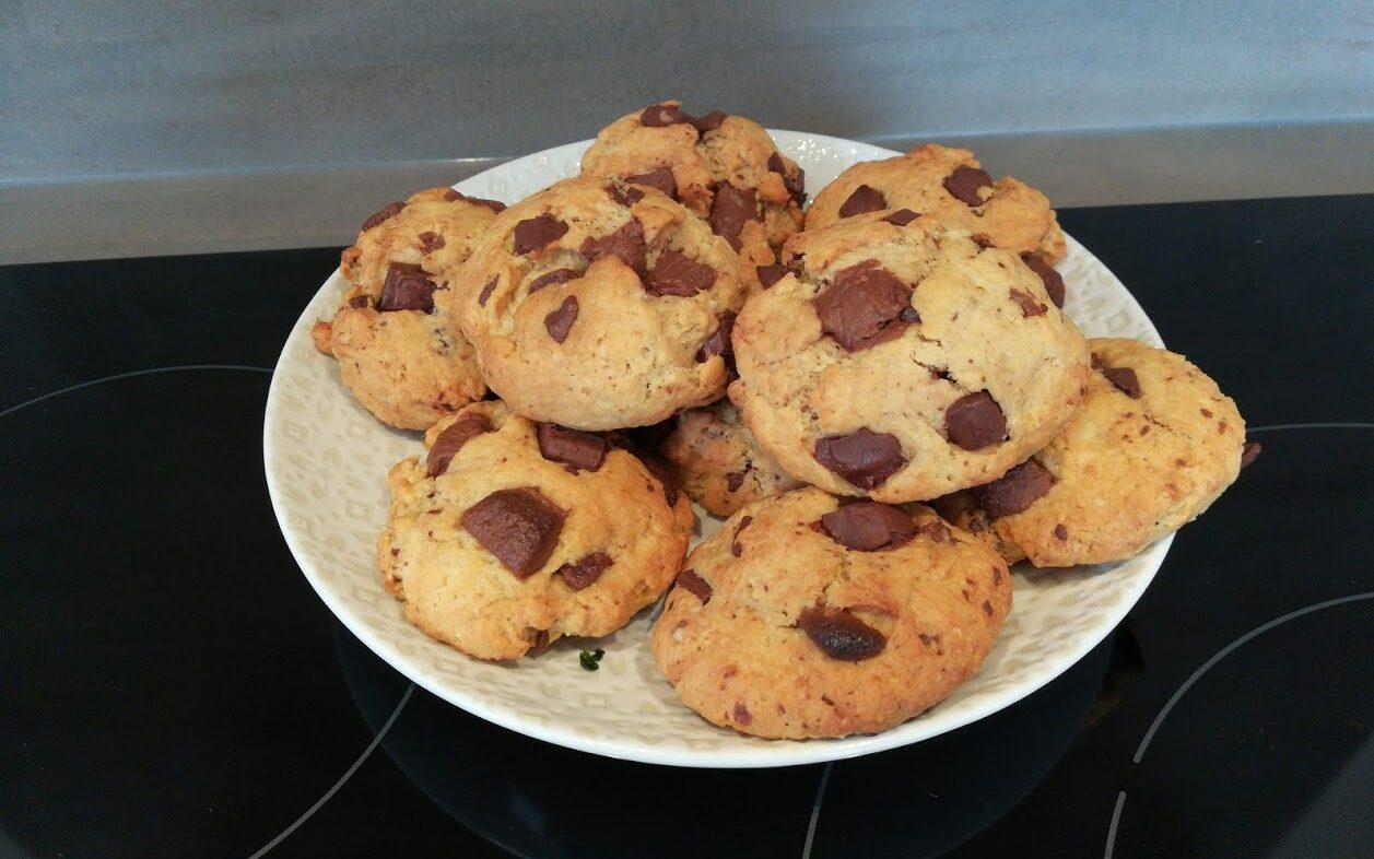 Recette cookies allégés